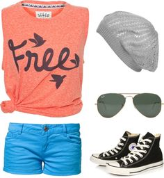 """Free"" by haleymarie1210 on Polyvore"
