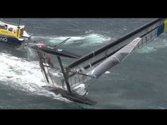 Highlights from Americas Cup 2012 Naples Italy