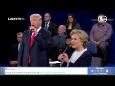 """LuckyTV: Donald Trump vs Hillary Clinton """"Time of my Life"""" (Official) - YouTube"""