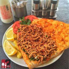 Yarım Ekmek Tantuni - Tantuni - CanDa Tantuni / İstanbul ( Göktürk )