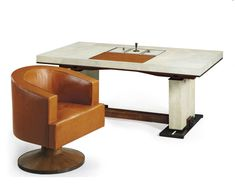 FURNITURE Vosges produces luxury bookshelves, desks or cabinets for interior designers and architects. Art Deco Desk, Art Deco Mirror, French Bedside Tables, Mid Century Bed, Veneer Plywood, Modernist Movement, Provence Style, Nesting Tables, Bed Styling