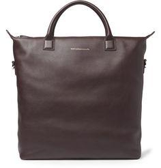 WANT Les Essentiels de la Vie O'Hare Leather Tote Bag | MR PORTER  $825.00