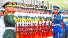 China desplaza al Reino Unido como el quinto exportador mundial de armas.
