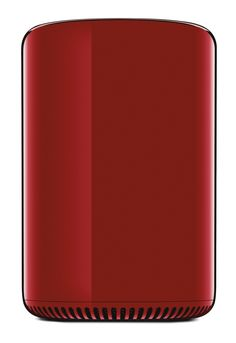 Marc Newson Mac Pro for Apple (RED) Auction 2013