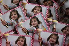 Cute and creative! Birthday Treats, Party Treats, Party Snacks, Party Gifts, Party Favors, Birthday Parties, Little Girl Birthday, Baby Birthday, Diy For Kids