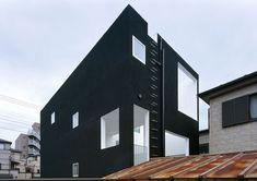 ガクブチハウス・間取り(東京都江戸川区) |高級住宅・豪邸 | 注文住宅なら建築設計事務所 フリーダムアーキテクツデザイン