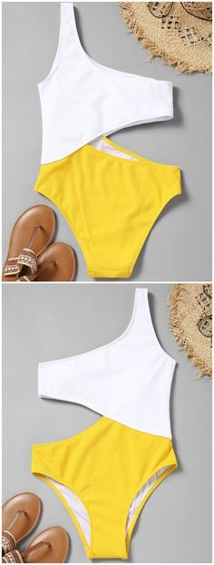 Up to 80% OFF! Two Tone Ribbed One Shoulder Swimsuit. #Zaful #Swimwear #Bikinis zaful,zaful outfits,zaful dresses,spring outfits,summer dresses,Valentine's Day,valentines day ideas,cute,casual,fashion,style,bathing suit,swimsuits,one pieces,swimwear,bikini set,bikini,one piece swimwear,beach outfit,swimwear cover ups,high waisted swimsuit,tankini,high cut one piece swimsuit,high waisted swimsuit,swimwear modest,swimsuit modest,cover ups @zafulbikini Extra 10% OFF Code:zafulbikini