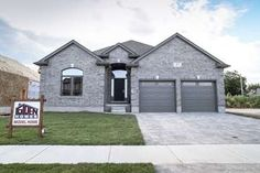New 1 floor model from Colden Homes in Ilderton`s Timberwalk subdivision just minutes from Hyde Park