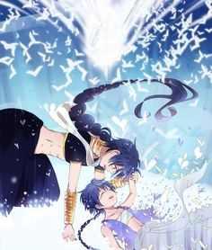 Tags: Anime, Pixiv, Judal, MAGI: The Labyrinth of Magic, Aladdin (Magi)