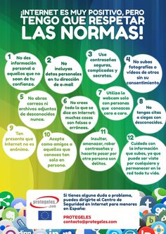 Internet y los niños #Normas #Conducta #Educacion