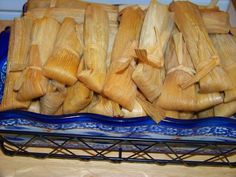 Mrs Happy Homemaker: Authentic Tamales - with your crockpot's help!