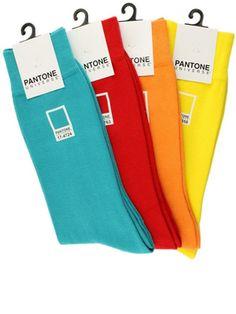 pantone socks omg yes!!