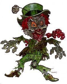 st patricks day zombie (2)