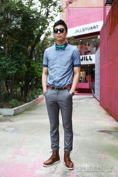CatchG: Korean Men's Street Style Fashion