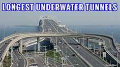 Top 10 Longest Underwater Tunnels In The World