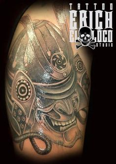 Tattoo Hannya
