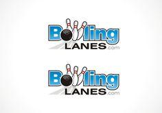 BowlingLanes.com Logo by scribe