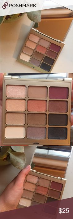 Stila shadow palette- Spirit These beautiful shadows have been lightly swatched, but never used on the eyes. Comes with protective plastic over shadows. Stila Makeup Eyeshadow