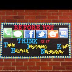 Cool bulletin board