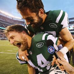 Fitz' and Decker:  This Just About Sums It Up. #JetUP