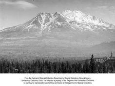 Mt. Shasta. B-1994 - Taken 1946