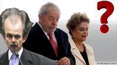 """Lula, Dilma e Mercadante! O """"ABACAXI"""" do STF nas mãos de Fachin.  Bolson..."""