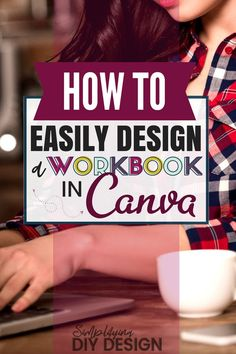 Design a Workbook in Canva Easily (With images) Design Social, Web Design, Graphic Design Tips, Tool Design, Make Money Blogging, How To Make Money, Blogging Ideas, Lead Magnet, Business Branding