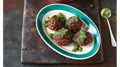 Tiny Kitchen Recipes: Veggie balls from the Meatball Shop Cookbook