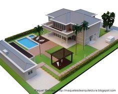 Maquetes de Arquitectura