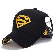 2017 Gorras Superman Cap Casquette Superman Baseball Cap Men Brand Women Bone Diamond Snapback For Adult Trucker Hat