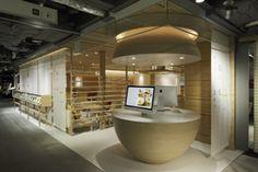 商店建築 / 物件詳細 Reception, Shop, Design, Receptions, Design Comics, Store, Receptionist