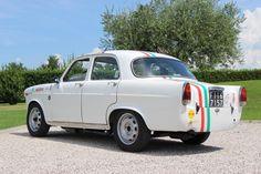 Alfa Romeo Giulietta Berlina Ti (1962)