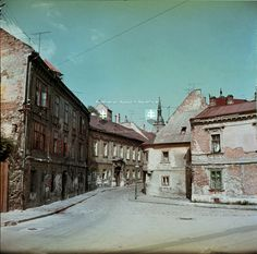 Bratislava, Old City, The Past, Old Things, Photography, Travel, Times, Cinema Movie Theater, Old Town
