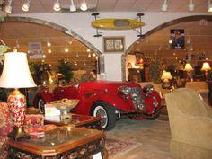 Hefner Furniture & Appliance - Attractions