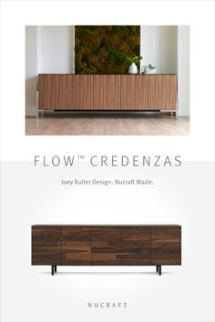 Bridging the gap between commercial function and residential appeal. Nucraft's Flow Credenza offers custom style and storage from the boardroom to the private office. Catalogue Layout, Laundry Room Design, Office Meeting, Modern Kitchen Design, Apartment Living, Living Room, Open Floor, Decoration, Home Projects