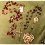 The powerful effect of a beautiful, shiny rosary.