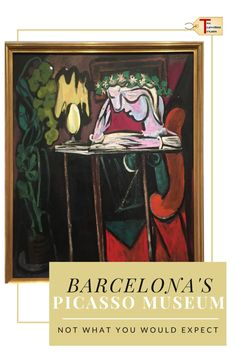 Get tips for visiting the Picasso Museum in Barcelona, which has a large collection of the artist's early works. | Spain | Modern Art | Cubism | Pablo Picasso | Picasso Museum Barcelona | Barcelona Picasso Museum | Picasso Paintings |#pablopicasso #barcelonaspain #modernart