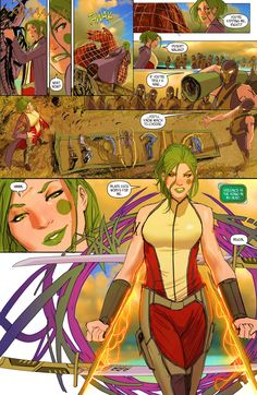 Aphrodite IX (2013) Issue #6 - Read Aphrodite IX (2013) Issue #6 comic online in high quality