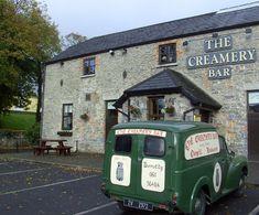 The Creamery Bar - a great traditional Irish pub in Bunratty