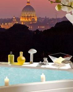 Parco dei Principi Hotel - Rome, Italy.  ASPEN CREEK TRAVEL - karen@aspencreektravel.com (#Jetsetter)