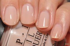 OPI Barre My Soul - like this colour