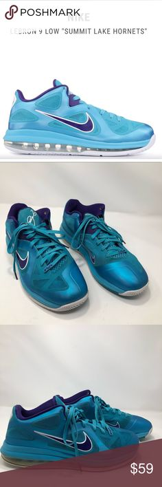 newest collection 2943e 11cd0 MENS Nike Lebron Low 9 Summit Lake Tennis Shoes MENS Nike Lebron Low 9  Summit Lake