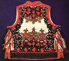 veste folk hongroise