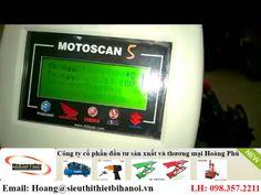 Máy motoscan
