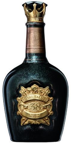 Royal Salute 38 Year Old Stone of Destiny Custom Engraved Bottle Whisky Chivas, Wine Bottle Cake, Rum Bottle, Alcohol Bottles, Liquor Bottles, Johnnie Walker Green Label, Blended Whisky, Christmas Cocktails, Malt Whisky