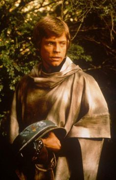 Star Wars: Return of the Jedi - Luke Skywalker played by Mark Hamill
