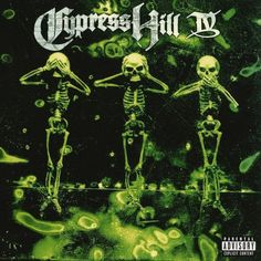 Today in Hip Hop History: Cypress Hill released their fourth album Cypress Hill IV October 1998 Cypress Hill, Cd Cover, Music Covers, Album Covers, Cover Art, Vinyl Music, Lp Vinyl, Vinyl Records, Rap Albums