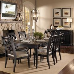Liberty 7pc Dining Set from Costco
