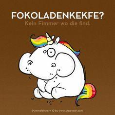 ICH WILL so ein dickes Einhorn!!!