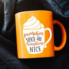 Pumpkin Spice and Ev